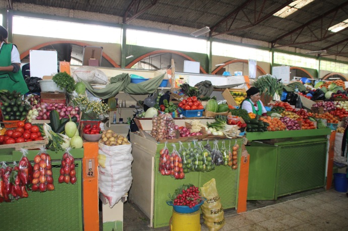 Markets in Loja