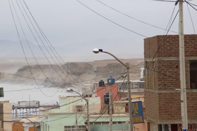 View of Pacasmayo