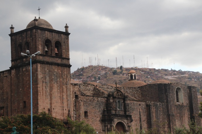 Old Church n Cusco