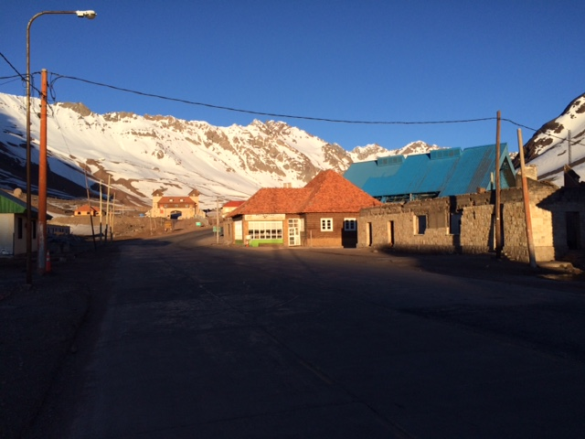 Sunrise at Las Cuevas
