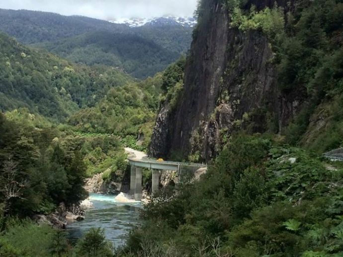 River Cliff viaducto