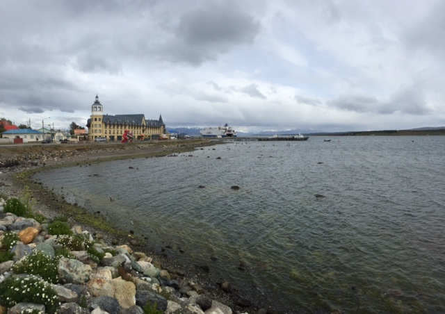 Puerto Natales foreshore