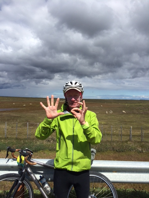 Brett has done 50,000km with TDA!